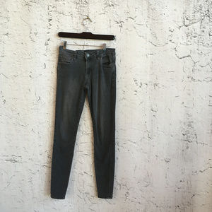 KUT FROM THE KLOTH GRAY SKINNY JEANS SIZE 2